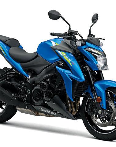 GSX-S1000 METALLIC TRITON BLUE