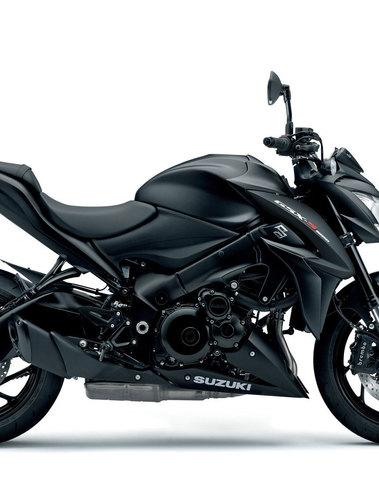 GSX-S1000 METALLIC MAT BLACK NO.2