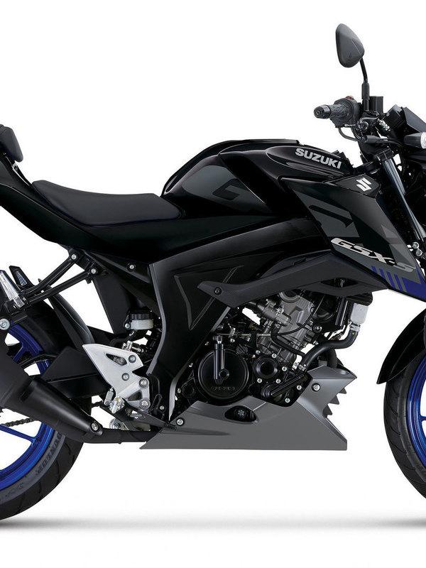 GSX-S125 TITAN BLACK