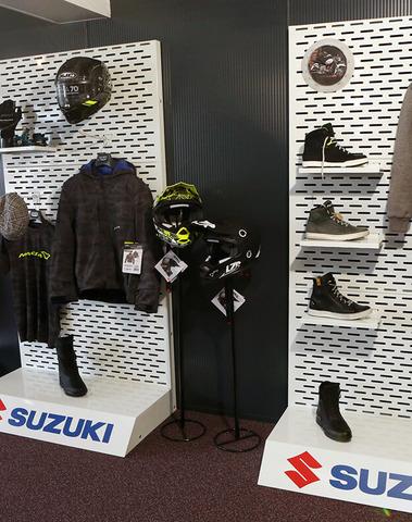 Suzuki Center Neeroeteren - Showroom